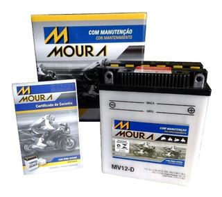 Bateria Bmw G 650gs F650 Virago 535 Moura Mv12-d / Yb12al-a