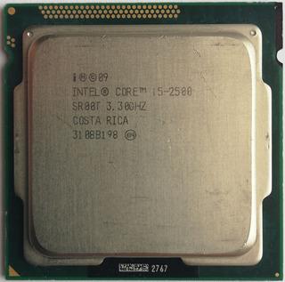 Procesador Intel Core I5-2500 3,30ghz