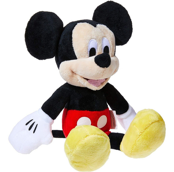 Pelúcia Mickey Com Som Br 867 - Multikids