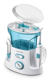 Irrigador Oral Multilaser Limpeza Dente Aparelho Com 7 Bicos