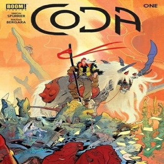 Coda 01 - Comic - Utopia Editorial - Simon Spurrier