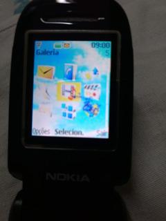Celulares Nokia 2660 + Um 2760