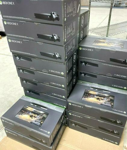 Consola Xbox One X De 1tb Con 2 Controladores Xbox One X Enh