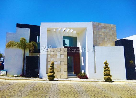 Se Vende Casa Amueblada En Angelopolis Zona Azul, Parque Lima
