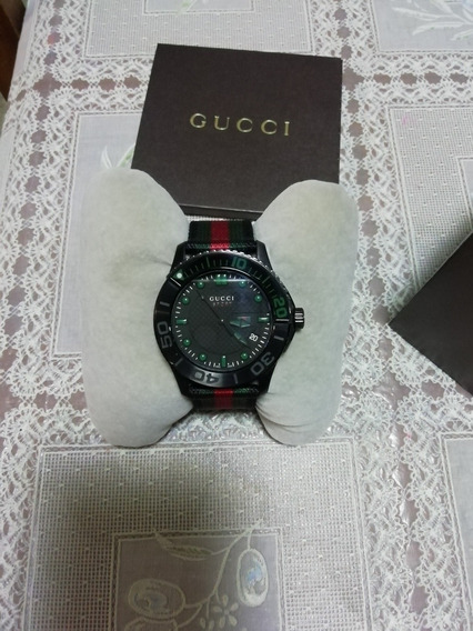 Reloj Gucci Sport Original Correa Usado