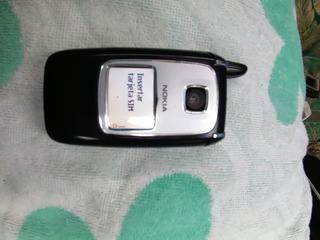 Nokia 6103 Para Telcel En Muy Buen Estado(similar 6101,6102)