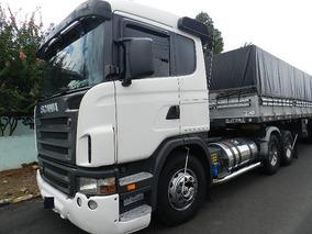 Scania 124 380 6x2 2010