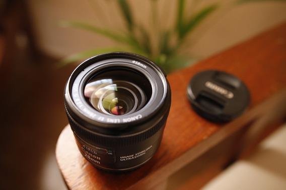 Lente Canon 28mm F2.8 Is Usm