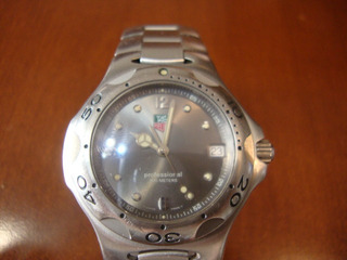 Reloj Tag Heuer Kirium Modelo Wl1111 Nuevo