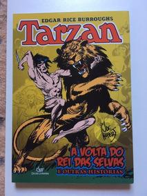 A Origem De Tarzam + A Volta+o Homen Leao, 3 Volumes