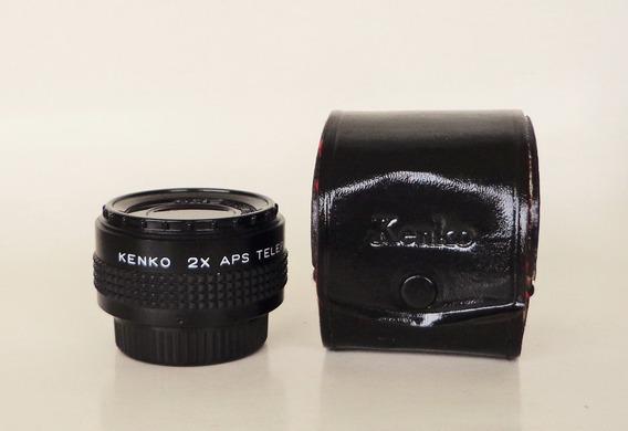 Kenko 2x Aps Teleplus Mc4 (rosca M42)