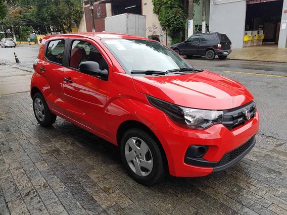 Fiat Mobi 2020 1.0 Evo Flex Like Manual Zero Km Financia