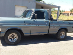 Ford F1000 Pik Up 1989