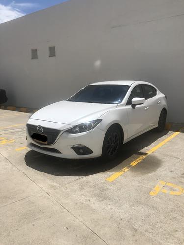 Imagen 1 de 6 de Mazda 3 Touring Blanco 2016