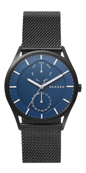 Relógio Skagen Masculino Gents Holst Preto - Skw6450/1pn
