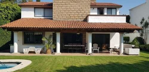 Casa En Fraccionamiento En Residencial Sumiya / Jiutepec - Vem-702-fr