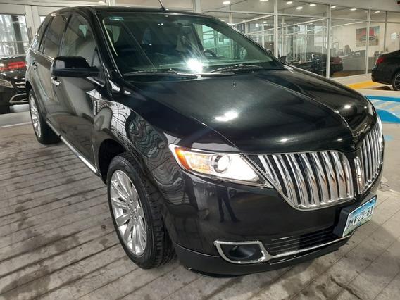 Camioneta Lincoln Mkx 2014 4x4 Excelentes Condiciones