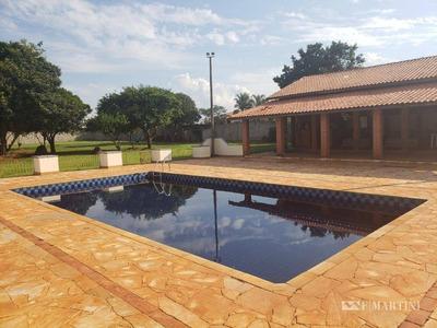 Chácara Com 1 Dormitório À Venda, 2975 M² Por R$ 800.000 - Santa Rita - Piracicaba/sp - Ch0025