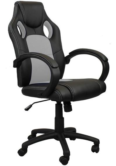 Cadeira Gamer Sports Galaxy Encosto Fixo Altura Regulável