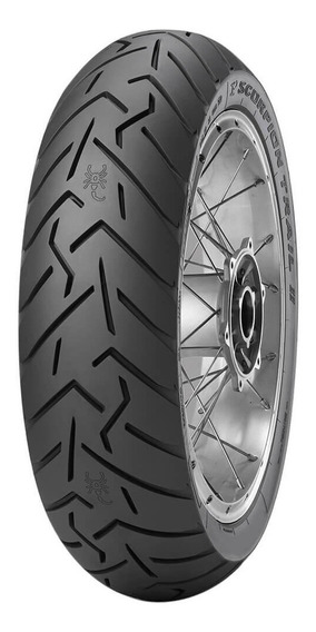 Pneu Moto Pirelli Aro 17 150/70r17 69v Traseiro Scorpion
