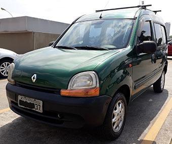 Renaut Kangoo 1.6 Rn Gasolina, Bom Estado, Uso Passeio