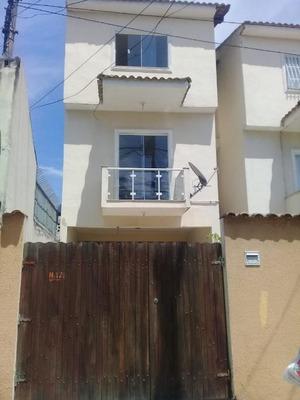 Casa Em Trindade, São Gonçalo/rj De 108m² 2 Quartos À Venda Por R$ 290.000,00 - Ca213640