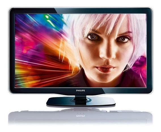 Tv Lcd Philips 46 Full Hd - Perfeito Estado
