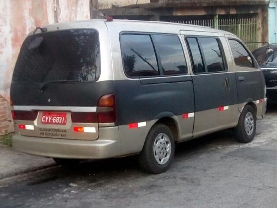 Kia Besta 2.7 Gs 4p 2000