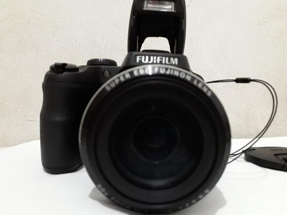 Câmera Semi Profissional Fuji Sl1000 50x Riscada + Brindes