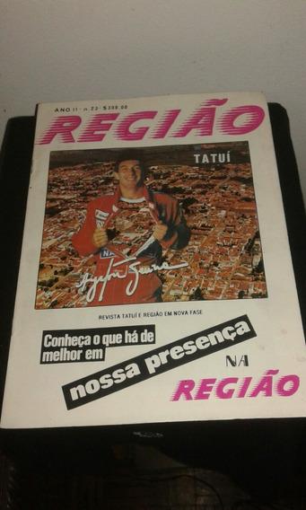 Revista Regional Do Interior De São Paulo Com O Ayrton Senn1