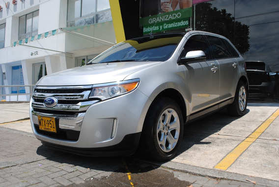 Ford Edge Limit 2013