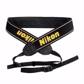 Alça Nikon Pescoço Tiracolo Dslr Neck Strap