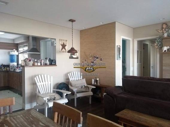 Apartamento Com 3 Dormitórios À Venda, 96 M² Por R$ 890.000 - Belém - São Paulo/sp - Ap2230
