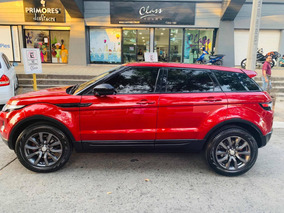 Land Rover Evoque 2.0 Pure Tech At 2015