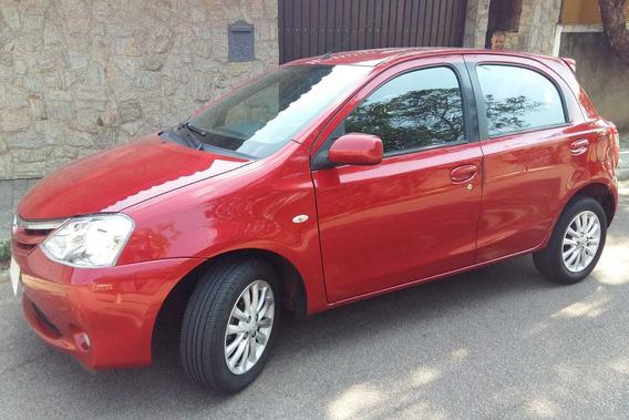 Toyota Etios 1.5 16v Xls 5p Flex 2013
