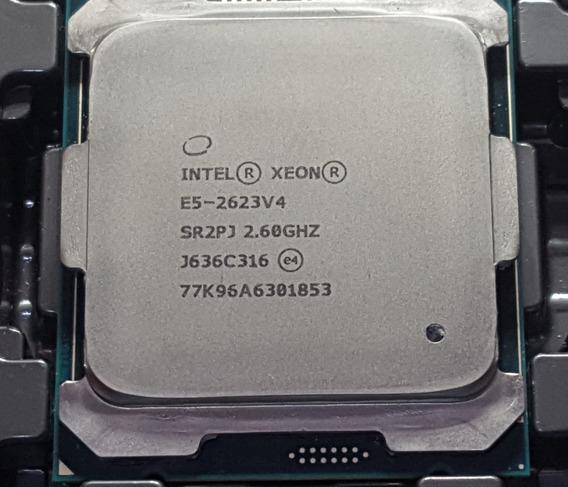 Processador Intel Xeon E5-2623 V4 Cache De 10m, 2,60 Ghz
