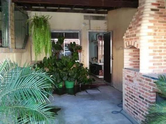 Casa Em Chácaras Rio-petrópolis, Duque De Caxias/rj De 80m² 2 Quartos À Venda Por R$ 100.000,00 - Ca322631