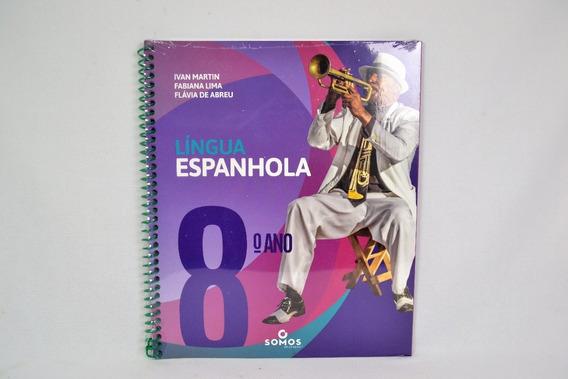 Apostila Anglo Lingua Espanhola 8 Ano Somos Educacao