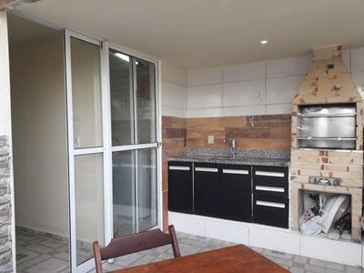 Cobertura Em Alcântara, São Gonçalo/rj De 135m² 3 Quartos À Venda Por R$ 580.000,00 - Co215041