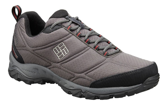 Zapatillas Trekking Hombre Columbia Firecamp Ii Impermeable