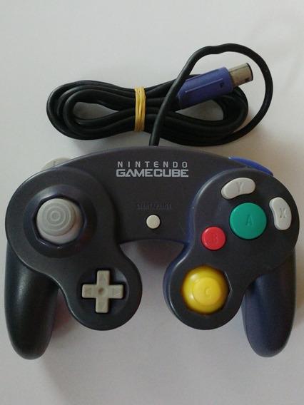 Controle Gamecube Original Nintendo! 100% Ok E Com Garantia!
