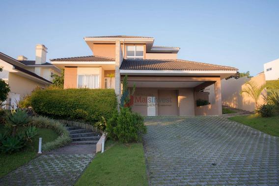 Casa Com 4 Dormitórios À Venda, 357 M² Por R$ 1.800.000,00 - Alphaville Graciosa - Pinhais/pr - Ca0049