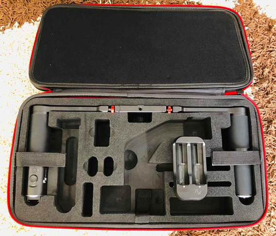 Dual Handle E Case Para Gimbal Feiyu Tech A2000