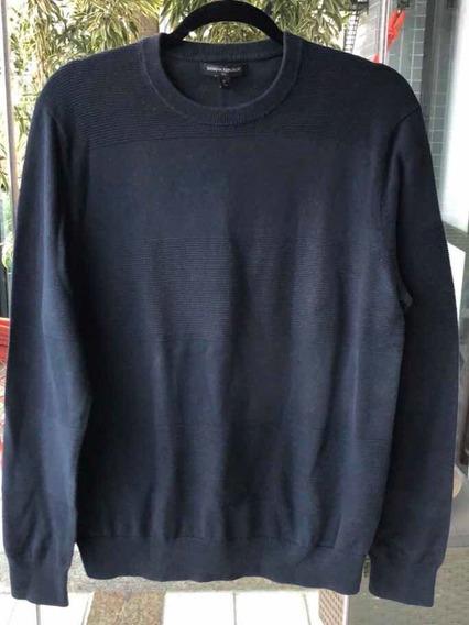 Suéter Em Algodão Banana Republic
