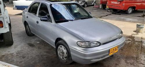 Hyundai Accent 1997 1.5 Gls 4 P