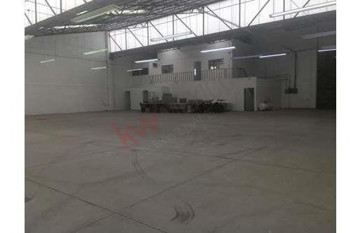 Renta De Bodega Comercial 804m2 En Atizapan De Zaragoza