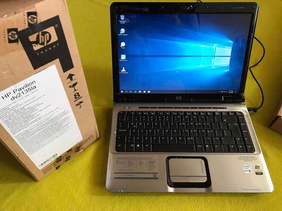 Computadora Portátil Hp Pavilion Dv2135la (100% Operativa)