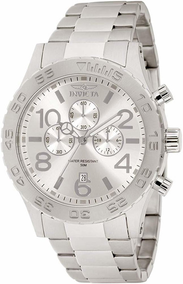 Relógio Invicta 1269 Specialty Chronograph Silver