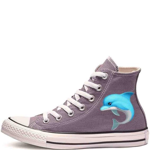 Zapatos Delfin Bonitos Decorados Hermosos Envio Gratis 004