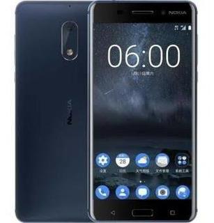 Smartphone Nokia 6 Dual Chip Tela 5.5 32gb Câm. 16mp Lacrado